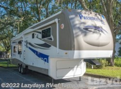 Used 2007  Holiday Rambler Presidential 37SKQ