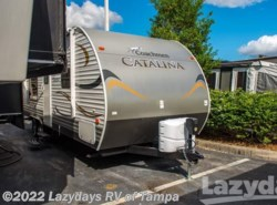 Used 2014  Coachmen Catalina 223FB