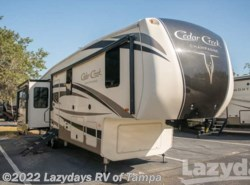 Used 2017  Forest River Cedar Creek Champagne 38EL by Forest River from Lazydays in Seffner, FL