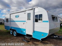 New 2017  Riverside RV Retro 199FKS by Riverside RV from Lee's Auto and RV Ranch in Ellington, CT