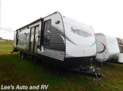 Used 2014  Keystone Springdale 38BH by Keystone from Lee's Auto and RV Ranch in Ellington, CT