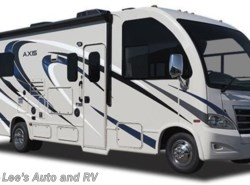 New 2017  Thor Motor Coach Axis XS25.3 by Thor Motor Coach from Lee's Auto and RV Ranch in Ellington, CT