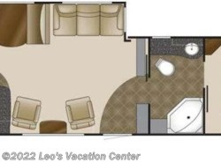 Used 2011  Heartland RV North Country Lakeside 291RKS by Heartland RV from Leo's Vacation Center in Gambrills, MD