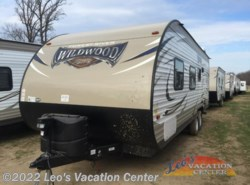 New 2017  Forest River Wildwood X-Lite 241QBXL by Forest River from Leo's Vacation Center in Gambrills, MD