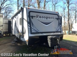 New 2017  Keystone Passport 217EXP by Keystone from Leo's Vacation Center in Gambrills, MD