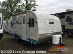 Used 2016  Riverside RV  White Water 177 Retro by Riverside RV from Leo's Vacation Center in Gambrills, MD