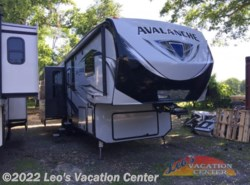 New 2018  Keystone Avalanche 320RS by Keystone from Leo's Vacation Center in Gambrills, MD