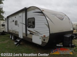 New 2018  Forest River Wildwood X-Lite 282QBXL by Forest River from Leo's Vacation Center in Gambrills, MD