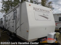 Used 2011  Forest River Rockwood Ultra Lite 2604