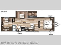 New 2018  Forest River Wildwood 30KQBSS by Forest River from Leo's Vacation Center in Gambrills, MD
