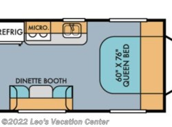 New 2018  Riverside RV Retro 189R by Riverside RV from Leo's Vacation Center in Gambrills, MD