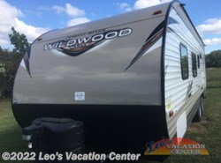 New 2018  Forest River Wildwood X-Lite 201BHXL by Forest River from Leo's Vacation Center in Gambrills, MD