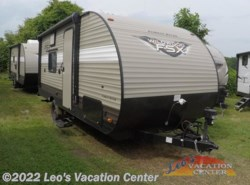 New 2018  Forest River Wildwood FSX 187RB by Forest River from Leo's Vacation Center in Gambrills, MD