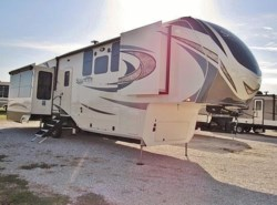 New 2018  Grand Design Solitude 373FB by Grand Design from McClain's Longhorn RV in Sanger, TX