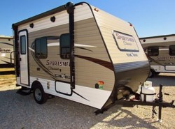 New 2018  K-Z Sportsmen Classic 130RB by K-Z from McClain's RV Fort Worth in Fort Worth, TX