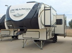New 2017  K-Z Durango 1500 255RKT by K-Z from McClain's RV Fort Worth in Fort Worth, TX