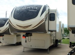 New 2017  Grand Design Solitude 375RES-R by Grand Design from McClain's RV Fort Worth in Fort Worth, TX
