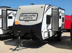 New 2018  K-Z Escape MINI 181KS by K-Z from McClain's RV Fort Worth in Fort Worth, TX