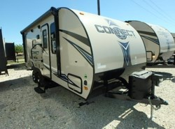 New 2018  K-Z Connect Lite 201RB by K-Z from McClain's RV Superstore in Corinth, TX