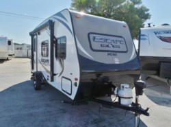 New 2018  K-Z Escape MINI 181KS by K-Z from McClain's RV Superstore in Corinth, TX