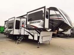 Used 2016  Grand Design Momentum 376TH by Grand Design from McClain's RV Superstore in Corinth, TX