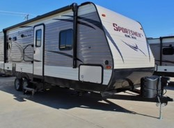New 2018  K-Z Sportsmen LE 241RLLE by K-Z from McClain's RV Superstore in Corinth, TX
