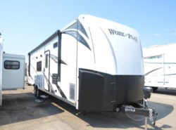 Used 2017  Forest River  WORK & PLAY 30FBW by Forest River from McClain's RV Oklahoma City in Oklahoma City, OK