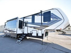 New 2018  Grand Design Momentum 394M by Grand Design from McClain's RV Oklahoma City in Oklahoma City, OK