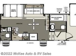 Used 2015  Forest River Sierra 365SAQB by Forest River from McKee Auto & RV Sales in Perry, IA