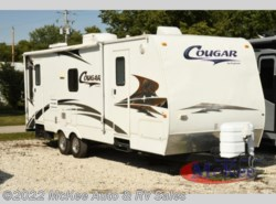 Used 2008  Keystone Cougar 268RLS by Keystone from McKee Auto & RV Sales in Perry, IA