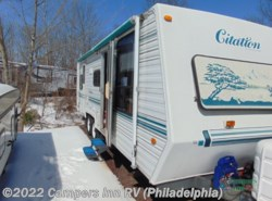Used 1995  Thor Citation 27J by Thor from Campers Inn RV in Hatfield, PA