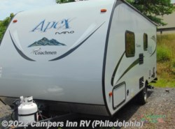 Used 2016  Coachmen Apex Nano 187RB