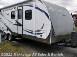 Used 2013  Cruiser RV Shadow Cruiser S-260BHS by Cruiser RV from Mekkelsen RV Sales & Rentals in East Montpelier, VT