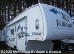 Used 2007  Forest River Wildcat 32QBSS by Forest River from Mekkelsen RV Sales & Rentals in East Montpelier, VT