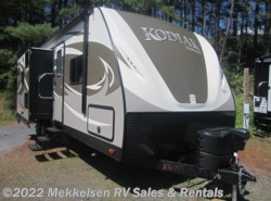 New 2017  Dutchmen Kodiak 279RBSL by Dutchmen from Mekkelsen RV Sales & Rentals in East Montpelier, VT
