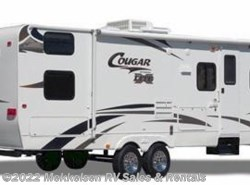 Used 2008  Keystone Cougar XLite 29BHS by Keystone from Mekkelsen RV Sales & Rentals in East Montpelier, VT