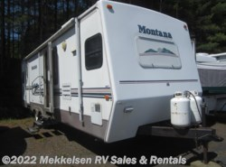 Used 2000  Keystone Montana 305FKS by Keystone from Mekkelsen RV Sales & Rentals in East Montpelier, VT