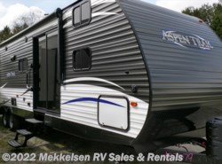 New 2018 Dutchmen Aspen Trail 3600QBDS available in East Montpelier, Vermont