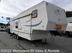 Used 2001  Forest River Cardinal 31RKLX by Forest River from Mekkelsen RV Sales & Rentals in East Montpelier, VT