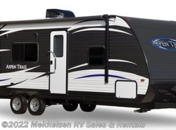 New 2018 Dutchmen Aspen Trail 3010BHDS available in East Montpelier, Vermont