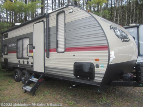 2019 Forest River Grey Wolf 22 MKSE