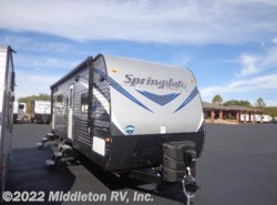 New 2018  Keystone Springdale 262RK by Keystone from Middleton RV, Inc. in Festus, MO