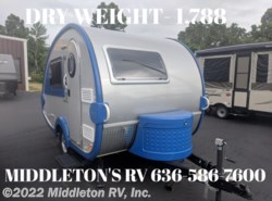 New 2018  NuCamp T@B 320 S by NuCamp from Middleton RV, Inc. in Festus, MO