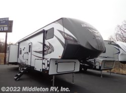 New 2018  Forest River Wildwood Heritage Glen LTZ 356QB by Forest River from Middleton RV, Inc. in Festus, MO