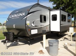 New 2017  Coachmen Catalina 293QBCK by Coachmen from Mid-State RV Center in Byron, GA