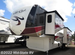 New 2017  Forest River Cedar Creek Hathaway Edition 36CK2 by Forest River from Mid-State RV Center in Byron, GA