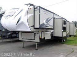 New 2017  Coachmen Chaparral 371MBRB by Coachmen from Mid-State RV Center in Byron, GA
