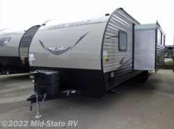 New 2017  Forest River Cherokee Grey Wolf 27DBS by Forest River from Mid-State RV Center in Byron, GA