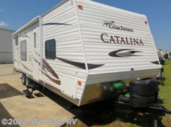 Used 2012  Coachmen Catalina 28BHS by Coachmen from Mid-State RV Center in Byron, GA