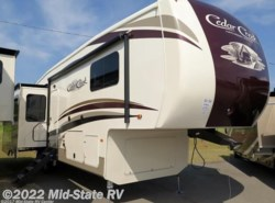 New 2017  Forest River Cedar Creek Hathaway Edition 34RL2 by Forest River from Mid-State RV Center in Byron, GA